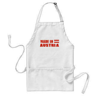 AUSTRIA STANDARD APRON