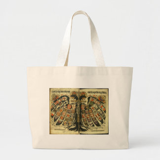 Austrian Double Eagle Large Tote Bag