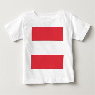 Austrian Flag Baby T-Shirt