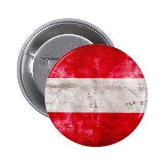 Austrian Flag Button