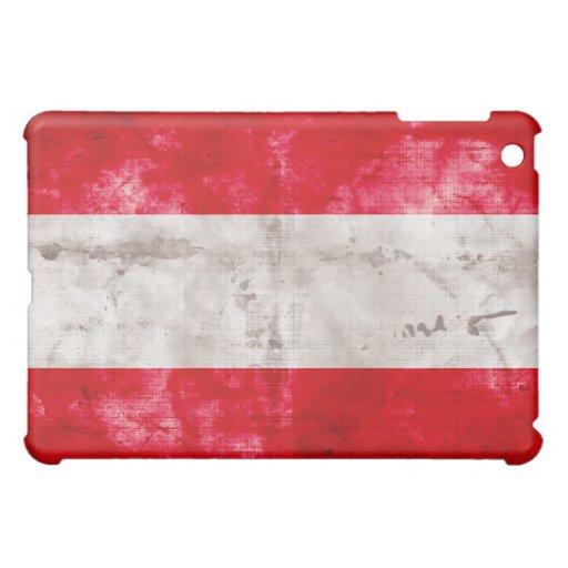 Austrian Flag iPad Mini Case
