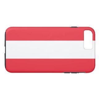 Austrian Flag iPhone 7 Plus Case