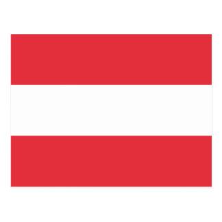 Austrian Flag Postcard