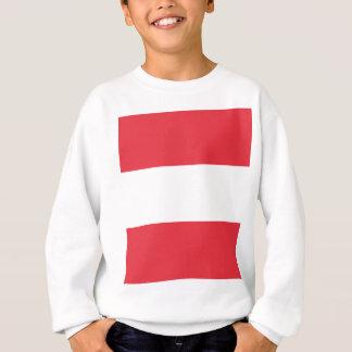 Austrian Flag Sweatshirt