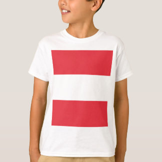 Austrian Flag T-Shirt