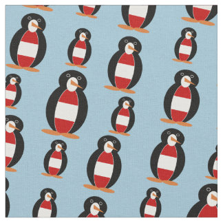 Austrian Penguin Fabric