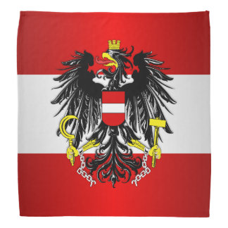 Austrian Pride Bandana