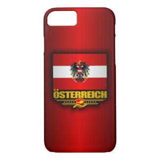Austrian Pride iPhone 7 Case