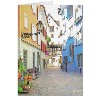Austrian Town Card