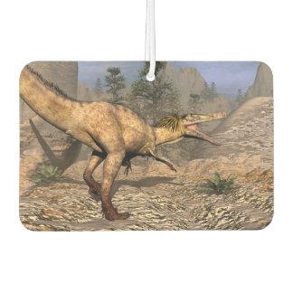 Austroraptor dinosaur car air freshener