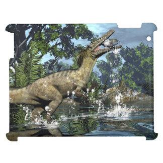Austroraptor dinosaur cover for the iPad
