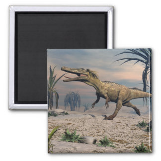 Austroraptor dinosaur magnet
