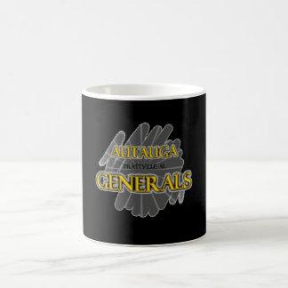 Autauga Academy Generals - Prattville, AL Coffee Mugs