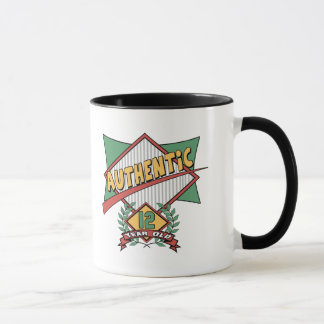 Authentic 12th Birthday Gifts Mug