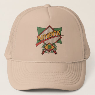 Authentic 18th Birthday Gifts Trucker Hat