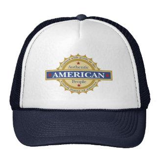 Authentic American hat