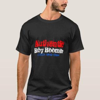 Authentic Baby Boomer circa 1946-1964 T-Shirt