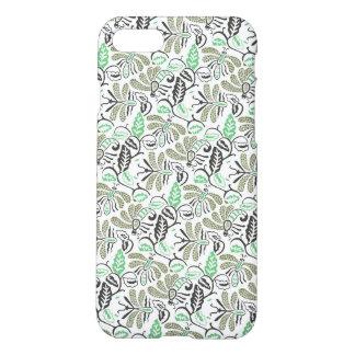 Authentic Batik Walang Green Pattern iPhone 8/7 Case
