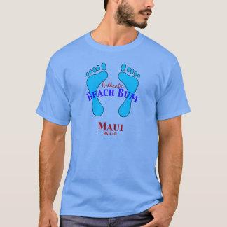 Authentic Beach Bum Maui Hawaii T-Shirt