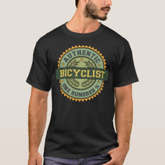 Authentic Bicyclist T-Shirt