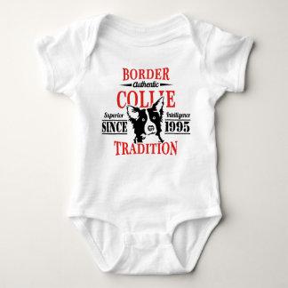 Authentic Border Collie Tradition Baby Bodysuit
