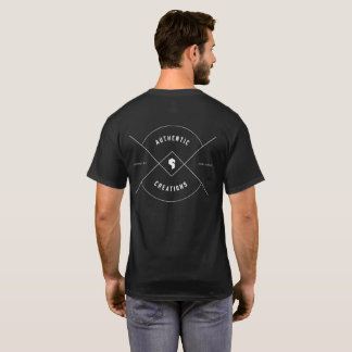 Authentic Creations (back design) T-Shirt