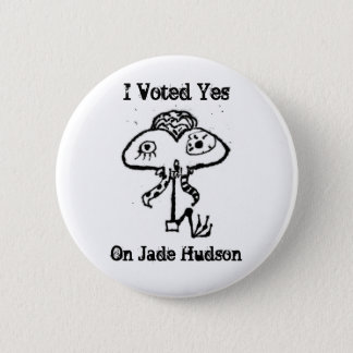 Authentic Jade Hudson Button