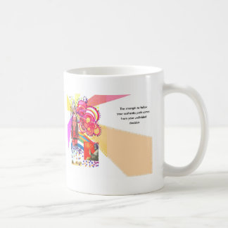 Authentic Journey Coffee Mug