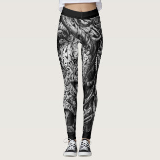 Authentic Kaliyah Wear 2017 Leggings