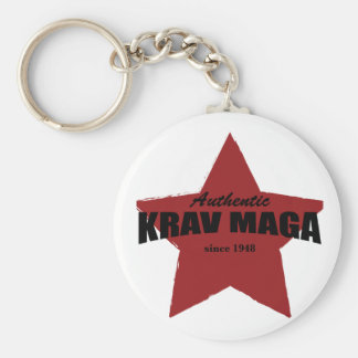 Authentic Krav Maga since 1948 Key Ring