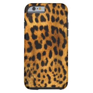 Authentic Leopard Fur Texture iPhone 6 case Tough iPhone 6 Case