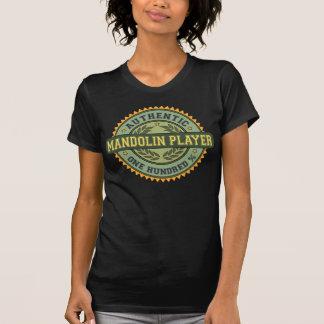 Authentic Mandolin Player T-Shirt