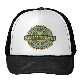Authentic Massage Therapist Cap