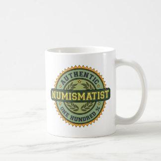 Authentic Numismatist Coffee Mug