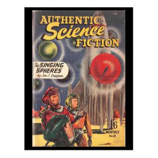 Authentic Science Fiction 023 (1952.Hamilton)_Pulp Postcard