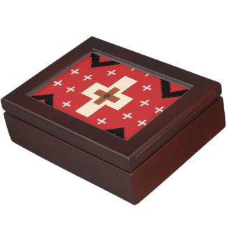 Authentic Western Look Keepsake Box