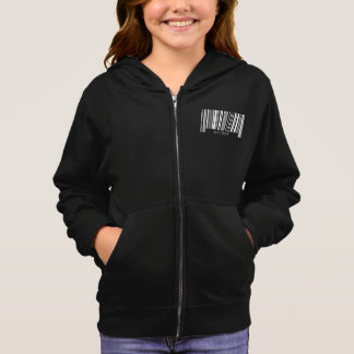Author Barcode Hoodie