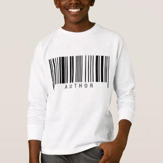 Author Barcode T-Shirt