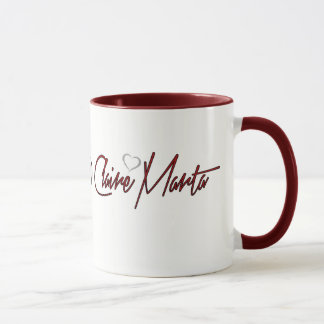 Author Claire Marta Mug