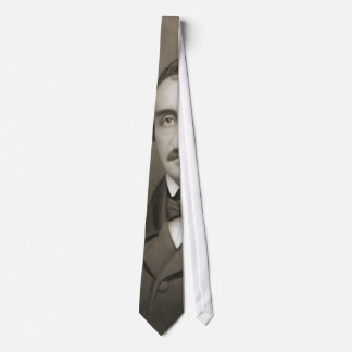 Author Edgar Allan Poe 1896 Tie