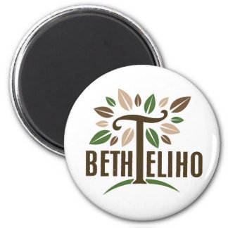 Author logo magnet