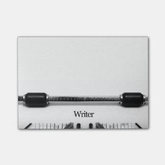 Author Writer Theme Post-it Notes