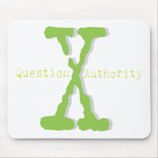 Authority Mousepads