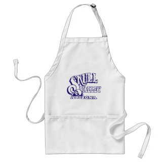 Authorized Skull Valley, Arizona Merchandise Standard Apron