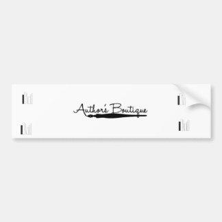 Authors Boutique Paper Products Bumper Sticker