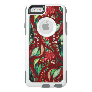 Autimn floral rustic beautiful stylish pattern OtterBox iPhone 6/6s case
