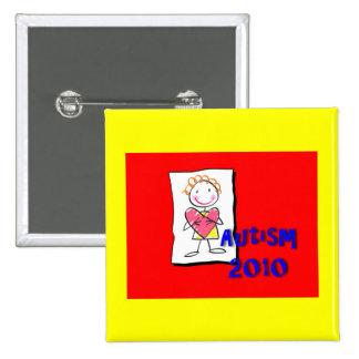 Autism 2010 Button