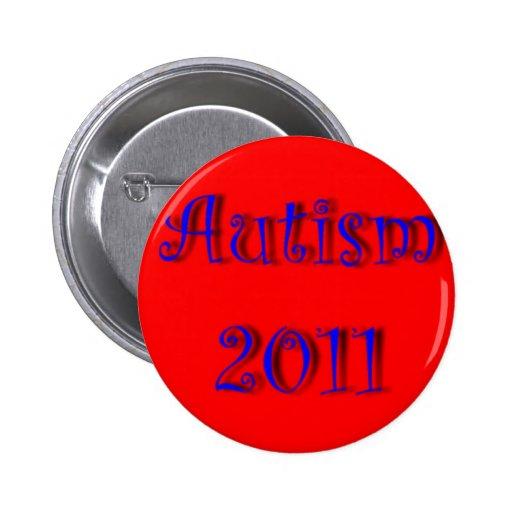 Autism 2011 Button