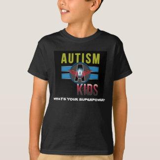 'Autism A Kids' Kids Basic Hanes Tagless T-shirt* T-Shirt