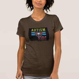 'Autism A Kids' Ladies Organic T-Shirt* T-Shirt